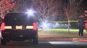 Body Found In Burning Car In Baltimore [Video]