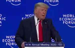 Trump denounces 'predictions of apocalypse' at Davos [Video]