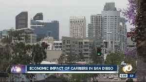 San Diego's new aircraft carriers to infuse $1.6 billion in region but could pressure housing market [Video]