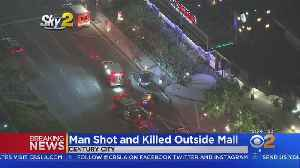Man Dies After Being Shot At Century City Mall [Video]