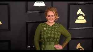 Adele teases comeback with mysterious new YouTube clip [Video]