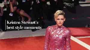 Kristen Stewart's best style moments [Video]