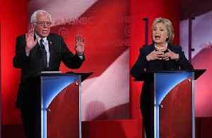 Hillary Clinton Says 'Nobody Likes' Bernie Sanders, Won't Endorse Him [Video]