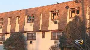 Fire Damages Dozen Of Units At Buttonwood Village Apartment Complex [Video]