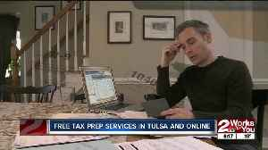 Free tax prep services in Tulsa and online [Video]