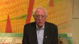 Sanders Apologizes to Biden [Video]