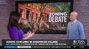 Progress And Preservation: Council To Consider Special Permits For Select Areas Of NYC [Video]