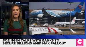 Boeing in Talks With Banks to Secure a $10 Billion Loan [Video]