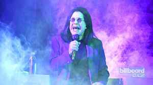 Ozzy Osbourne Reveals 'Worst, Longest, Most Painful, Miserable Year of My Life' on 'GMA'   Billboard News [Video]