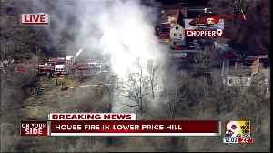 One person dead in house fire in Lower Price Hill [Video]