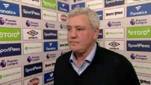 Bruce ecstatic with late goals [Video]