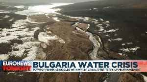 Bulgarian government faces no-confidence vote over water crisis [Video]