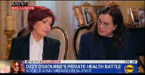 Ozzy Osbourne Reveals Parkinson's Diagnosis [Video]