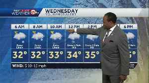 KC area will see wintry mix Wednesday [Video]