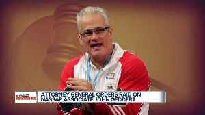 AG's office executes search warrant at home of ex-USA gymnastics coach John Geddert [Video]