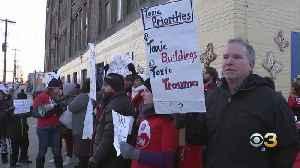 Philadelphia Teachers' Union Demands School District Come Up With Plan For Asbestos Remediation [Video]