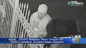 NYPD Release More Images Of Jamaica, Queens Rape Suspect [Video]