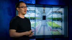 Are indoor vertical farms the future of agriculture? | Stuart Oda [Video]