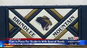Plan in place for students with special needs [Video]
