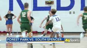 HS BB: South Spencer Takes Down 10th Ranked Forest Park In OT [Video]