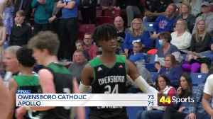 HS BB: Owensboro Catholic and South Spencer Pick Up Wins: [Video]
