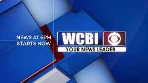 WCBI News At Six - Saturday, January 18th, 2020 [Video]