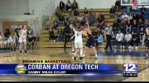 Oregon Tech women win dramatic comeback over Corban [Video]