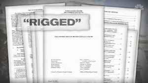 "Trump Defense Blasts ""Rigged"" Impeachment [Video]"
