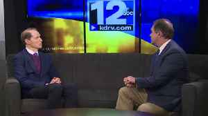 Sen. Ron Wyden talks impeachment, USMCA trade deal [Video]