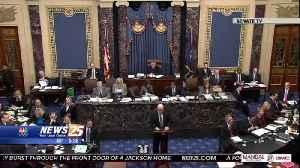 Impeachment trial underway [Video]