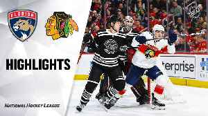 Chicago Blackhawks vs. Florida Panthers - Game Highlights [Video]
