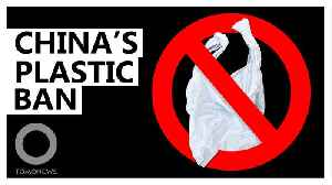 China to implement single-use plastic ban over 5 years [Video]