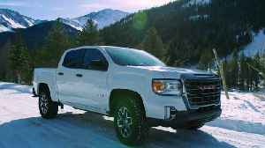 2021 GMC Canyon AT4 Design Preview [Video]