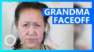 Chinese teen with grandmother face gets brand new mug [Video]
