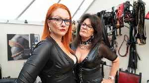 Dominatrix Gran Empowers Women With BDSM [Video]