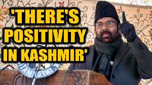 Mukhtar Abbas Naqvi visits Kashmir as part of outreach programme| OneIndia News [Video]