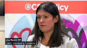 Lisa Nandy: People find it hard to imagine me as PM [Video]