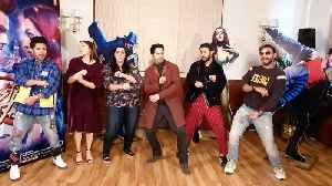 Street Dancer 3D cast in a chill-out chat with IANS [Video]