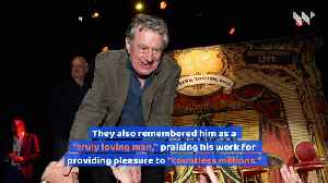 'Monty Python' Co-Founder Terry Jones Dead at 77 [Video]