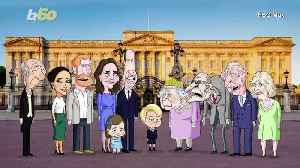 Royal Pain! Animated Show Satirizing Royal Family Gets Greenlight on HBO Max! [Video]