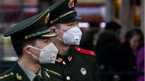 Stocks Edge Up As China Virus Grows [Video]
