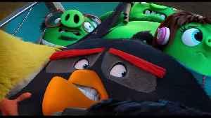 The Angry Birds Movie 2 clip - Bathroom Heist [Video]