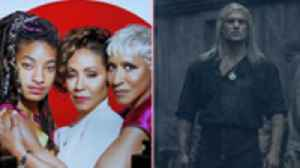 'The Witcher' Breaks Viewership Record, Jada Pinkett Smith's Red Table Expanding & More | THR News [Video]