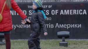 Americans Living In Ukraine Conflicted On Impeachment [Video]
