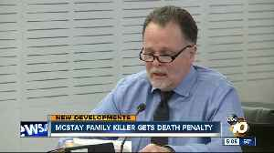Man sentenced for McStay family murders [Video]