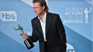 Brad Pitt's Tinder Joke [Video]
