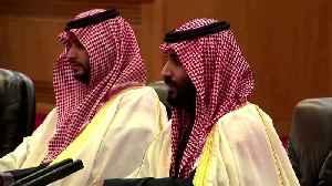 Saudi's crown prince denies Bezos phone hacking [Video]