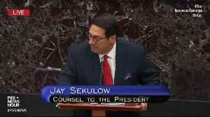 "Sekulow rips Nadler for trying to ""shred the Constitution"" [Video]"