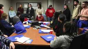 News Literacy Project: students from Sweet Home High School visit WKBW [Video]
