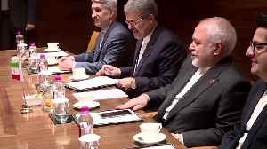 News video: Iran tells Europe not to follow U.S. by undermining nuclear pact